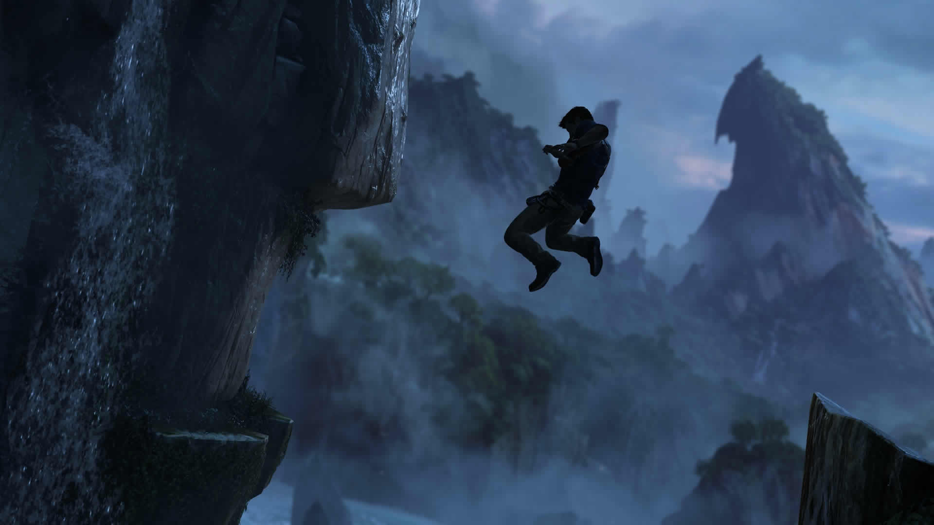 uncharted 4 drake leaping 1421239570 Uncharted 4 Has Been Delayed Once Again