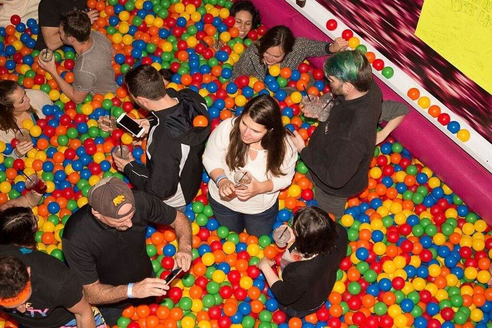 unspecified 4 There's Now A Ball Pit Bar For Adults Who Want To Be A Kid Again