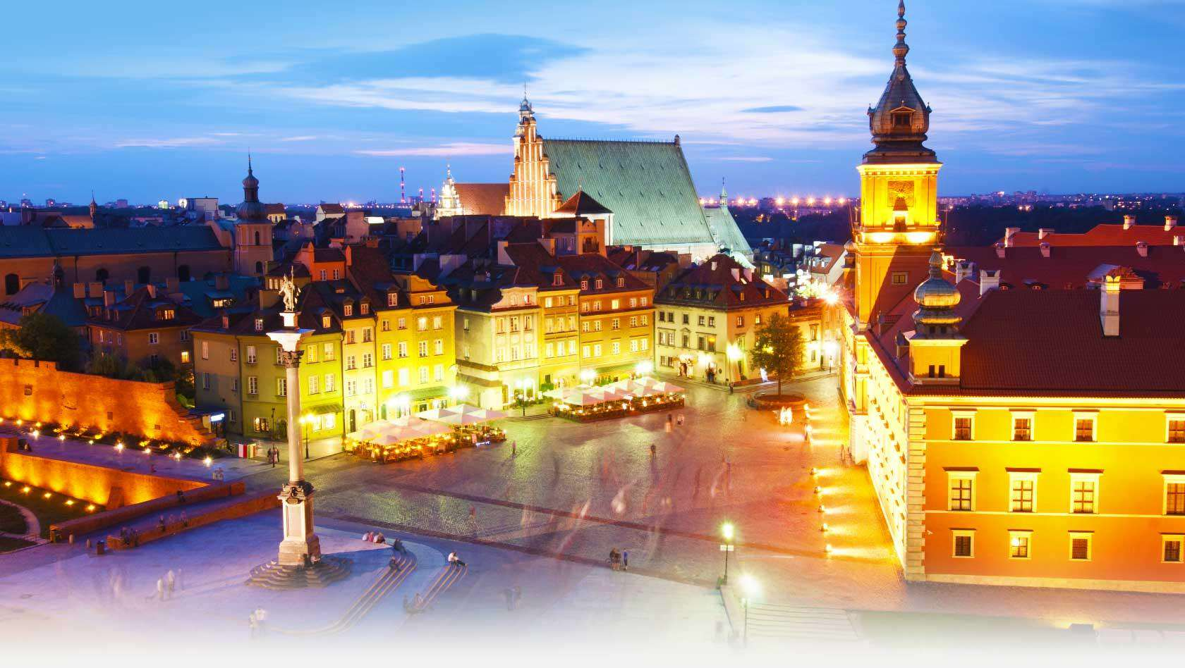 warsaw These Are The Cheapest European Cities To Visit This Easter