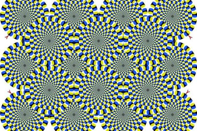 10 optical illusions that are completely mind blowing 640x426 This Weird Optical Illusion Can F*ck With Your Brain For Months