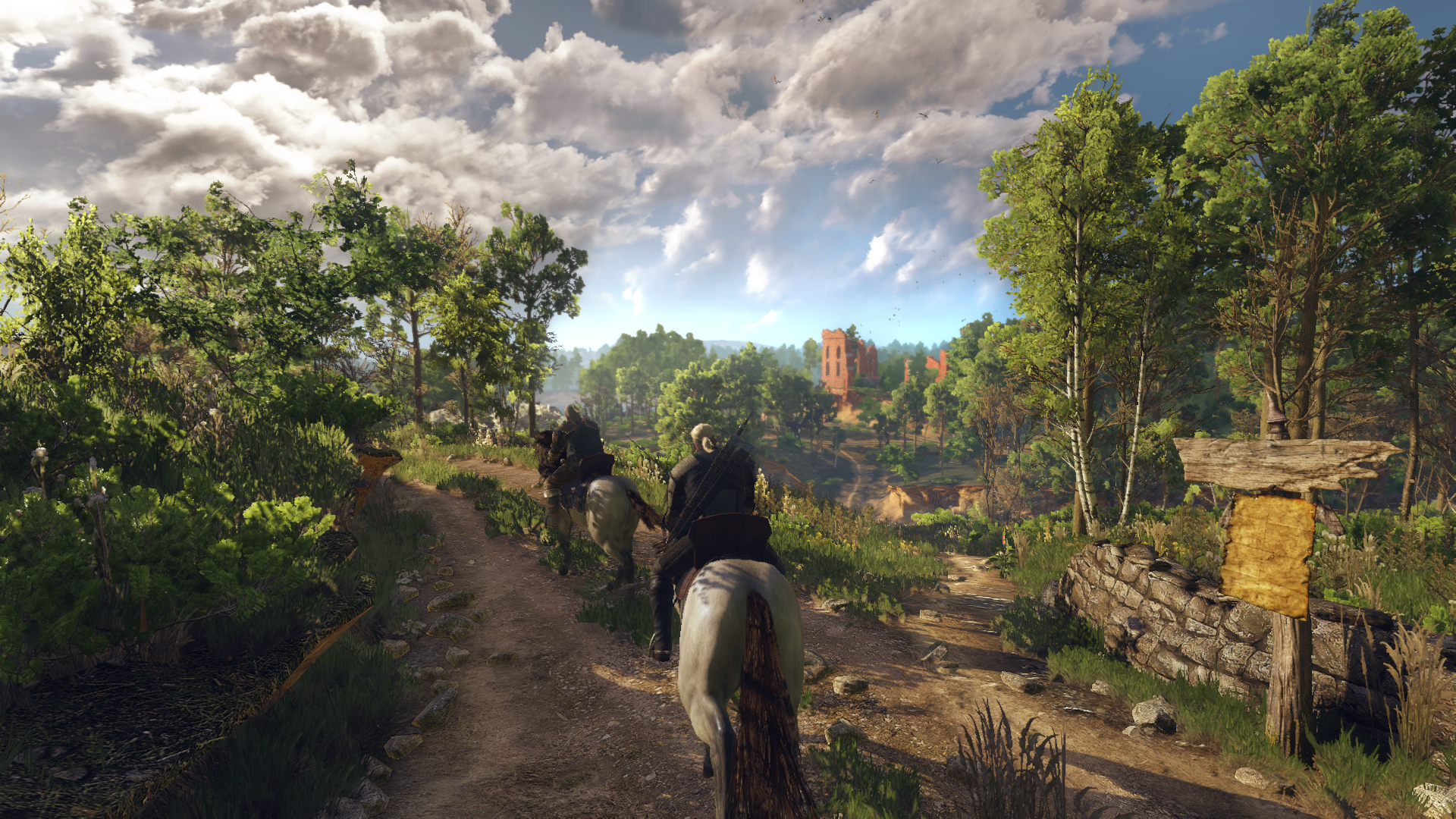 2624268 the witcher 3 wild hunt crossroads 1407869449 Witcher 3 Blood And Wine DLC Gets Gorgeous New Screens