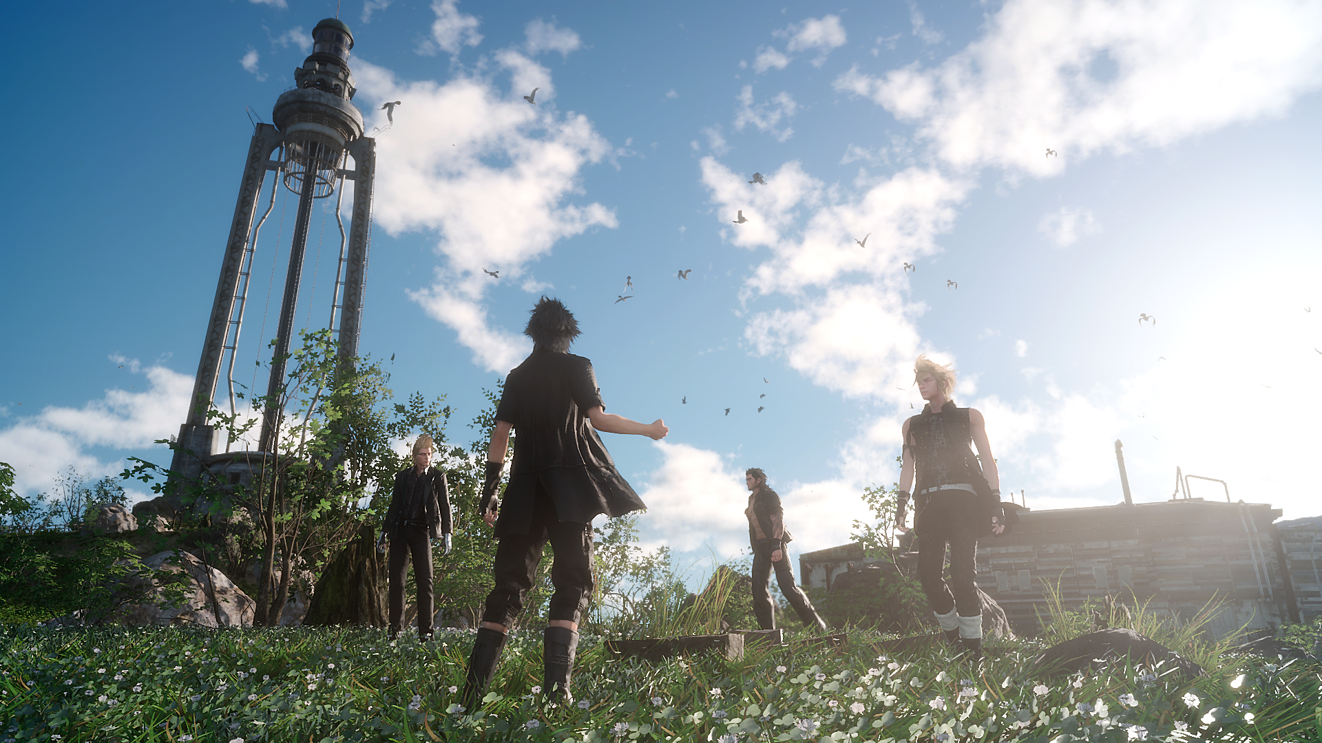 Final Fantasy 15 Is Pivotal To Franchises Future Success, Says Dev 2931167 final fantasy xv 2015 08 31 15 001