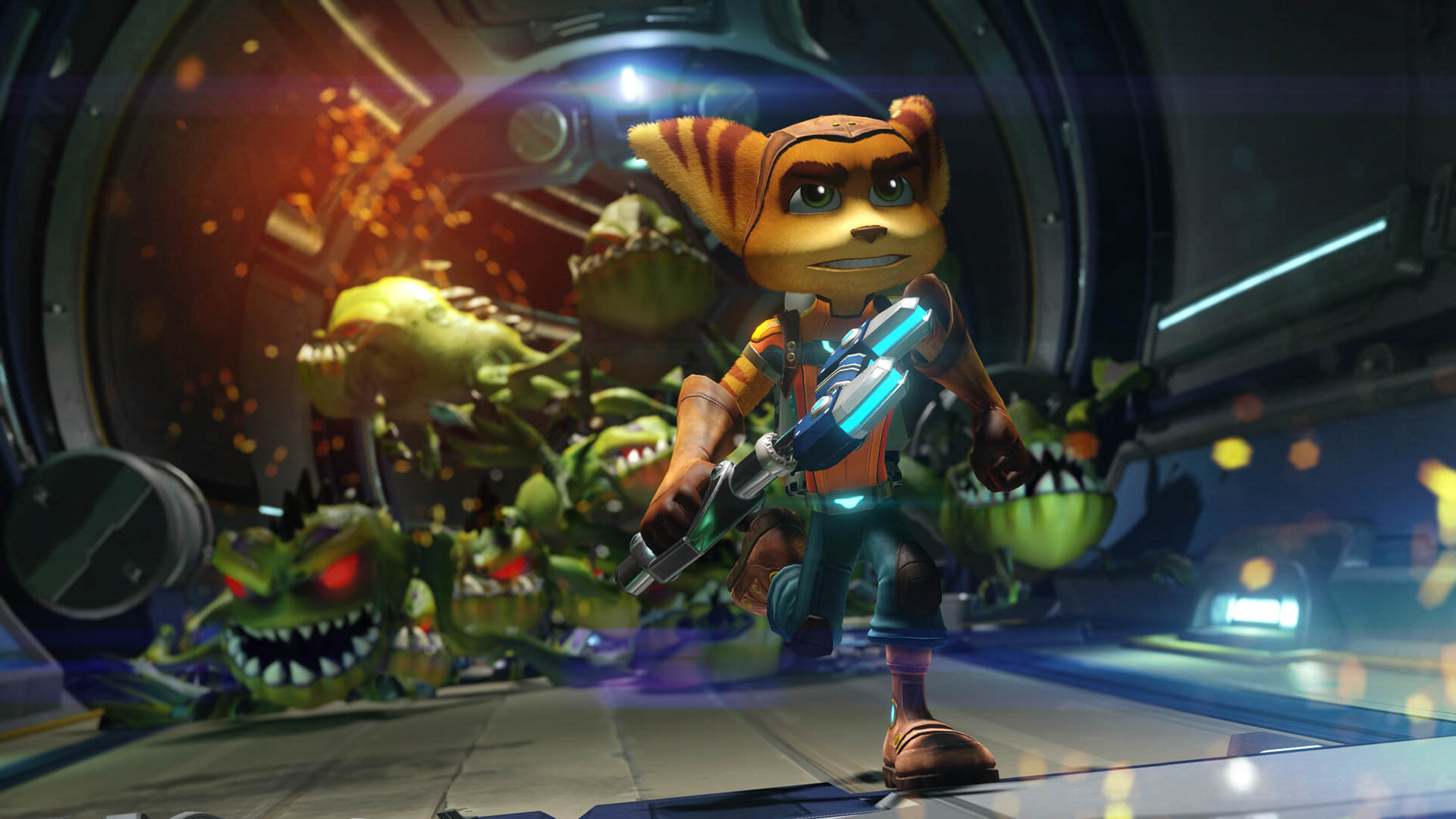 4623709 3716010598 ratchet and clank screen 05 ps4 eu 02jun15 Ratchet & Clank Gets Last Minute Patch To Block Spoilers