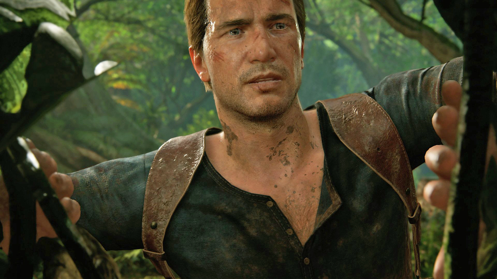 Cb8dGmZUUAABjOk ed Uncharted 4 Apparently Had A Massive Set Piece Cut
