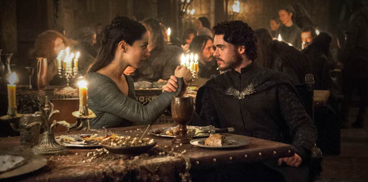 Game of thrones red wedding Game Of Thrones Writer Reveals Secrets Of Red Wedding Via Twitter