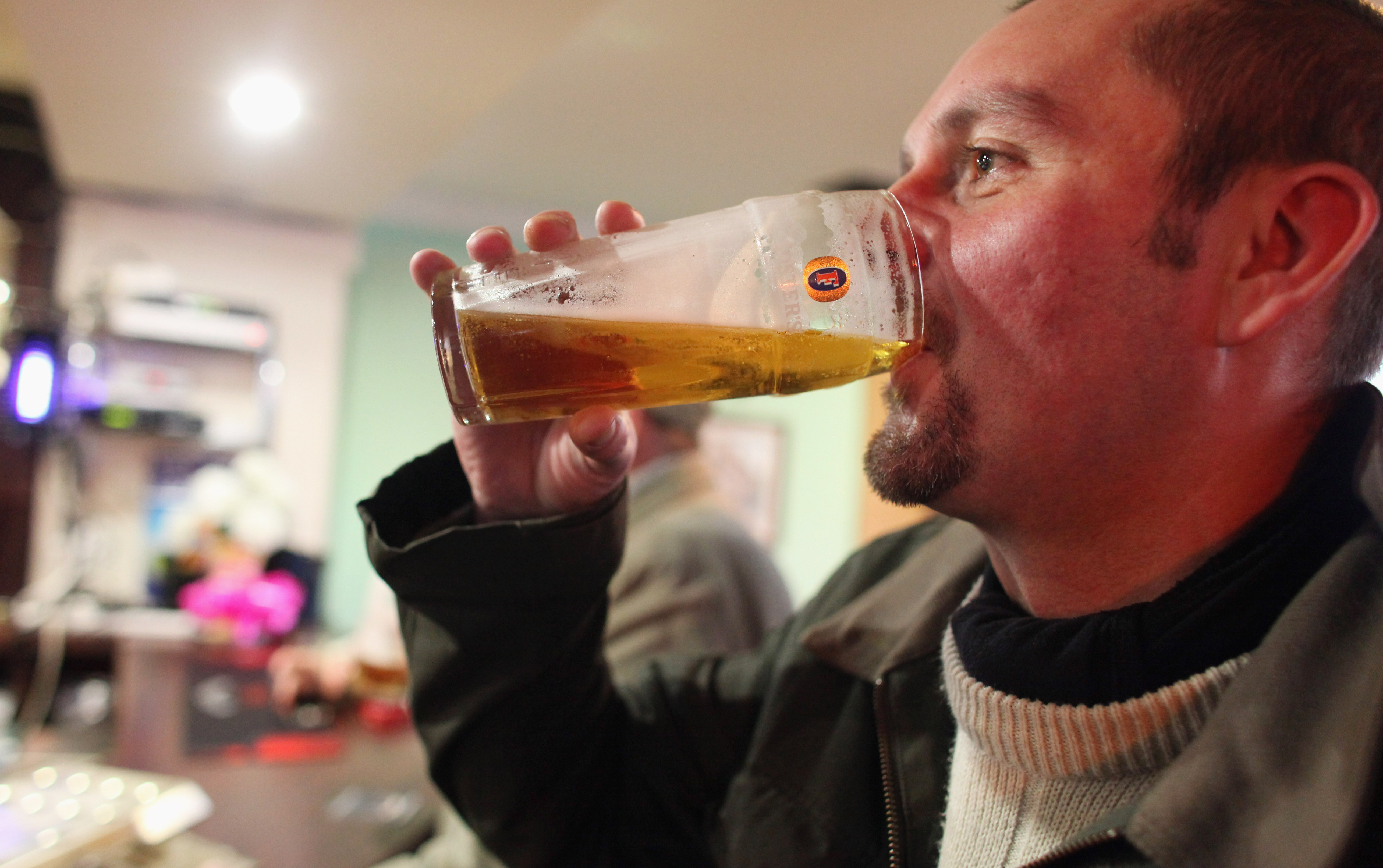 GettyImages 106669048 Drinking Beer Can Help You Lose Weight, According To Science