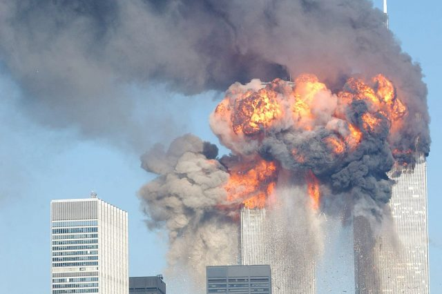 GettyImages 1161120 640x426 Cameraman Claims To Have Video Proof Of U.S. Involvement In 9/11
