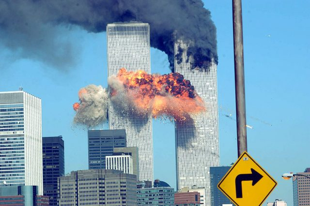 GettyImages 1161124 640x426 Cameraman Claims To Have Video Proof Of U.S. Involvement In 9/11