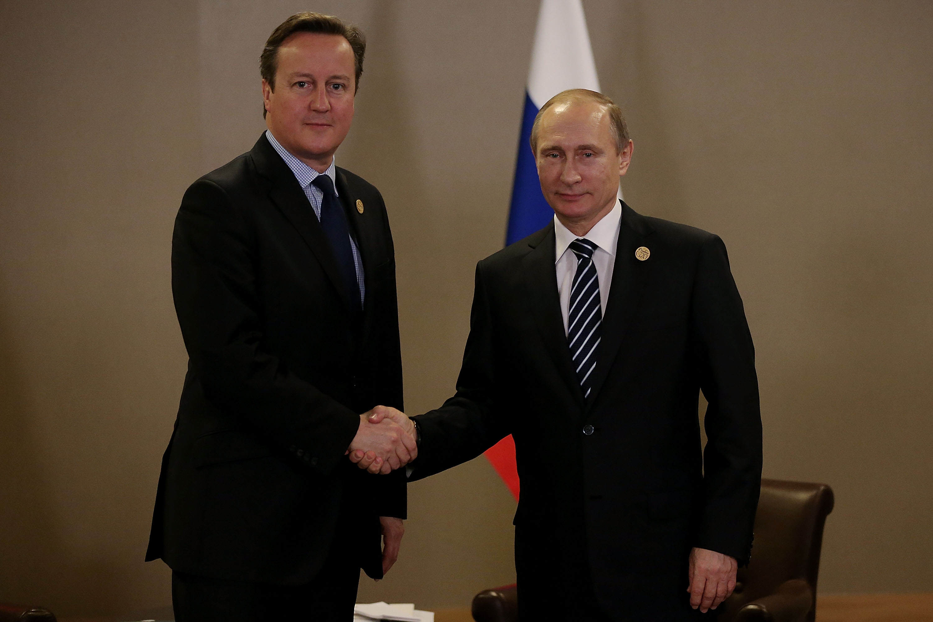 GettyImages 497359282 Did Vladimir Putin And Russia Leak The Panama Papers?