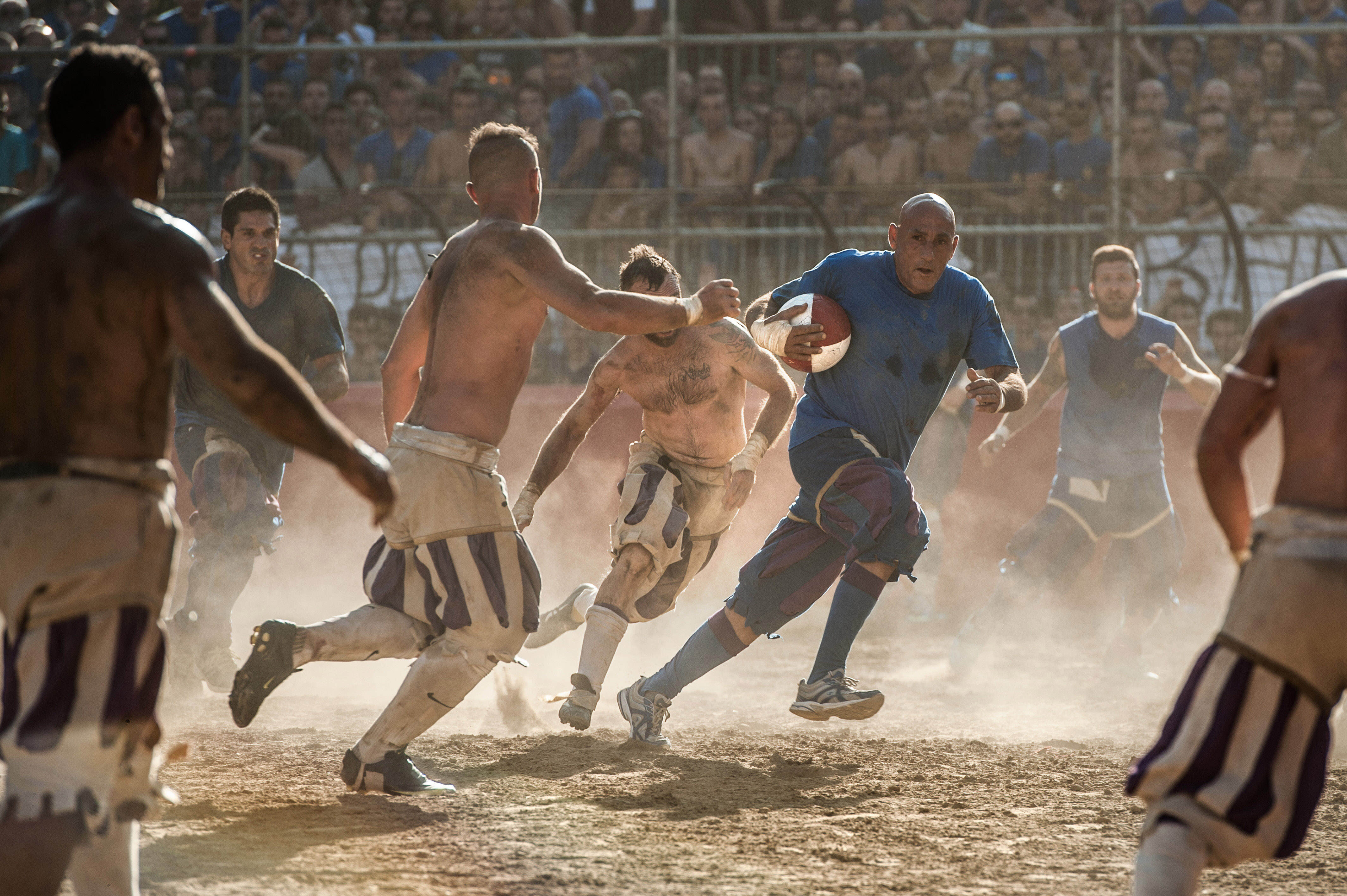 The Most Violent Sport In The World Is Making A Comeback In June GettyImages 499943338
