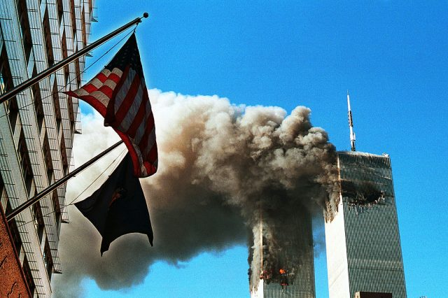 GettyImages 51093469 640x426 Cameraman Claims To Have Video Proof Of U.S. Involvement In 9/11