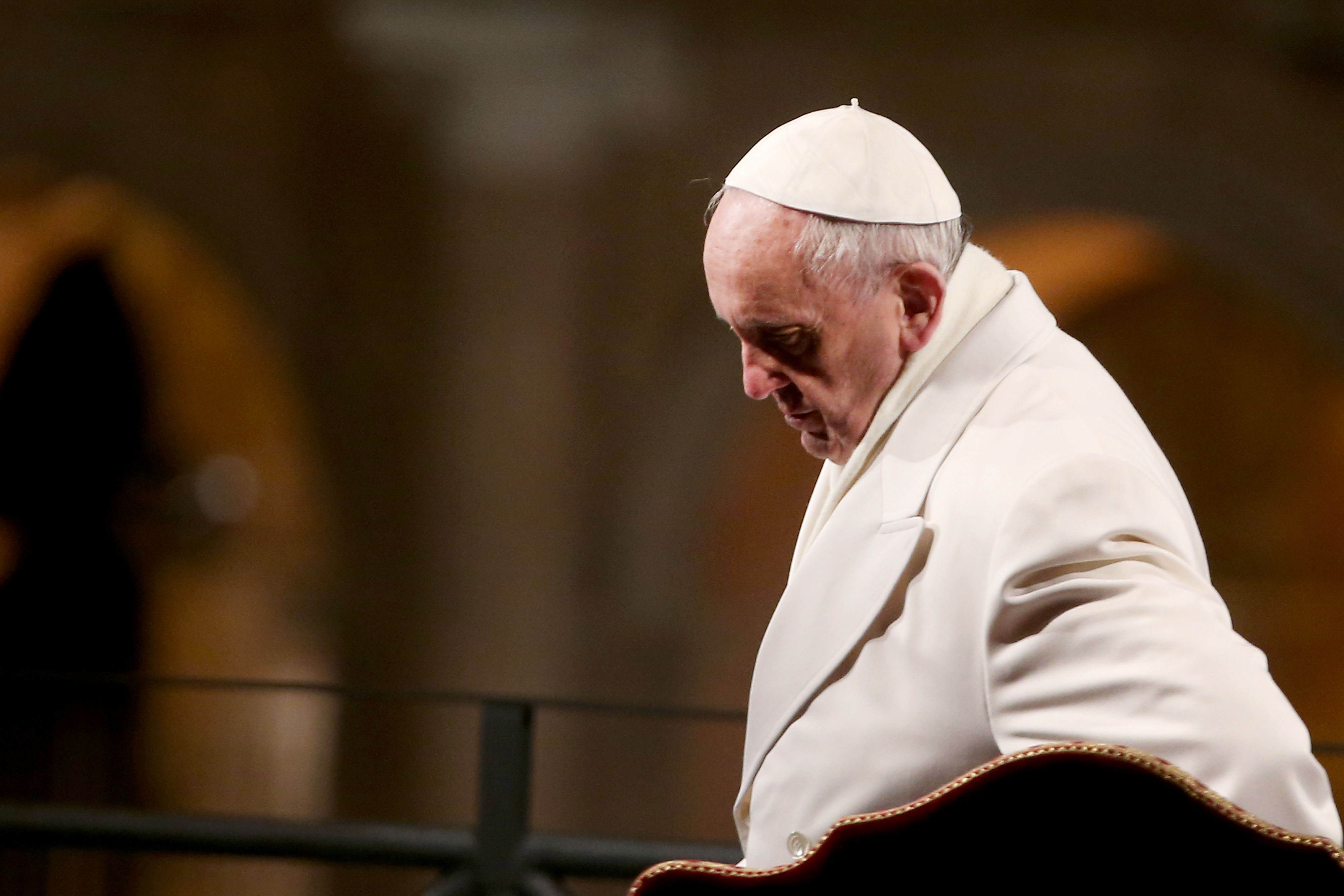 GettyImages 517531720 1 Pope Francis Just Made History With A Game Changing New Policy