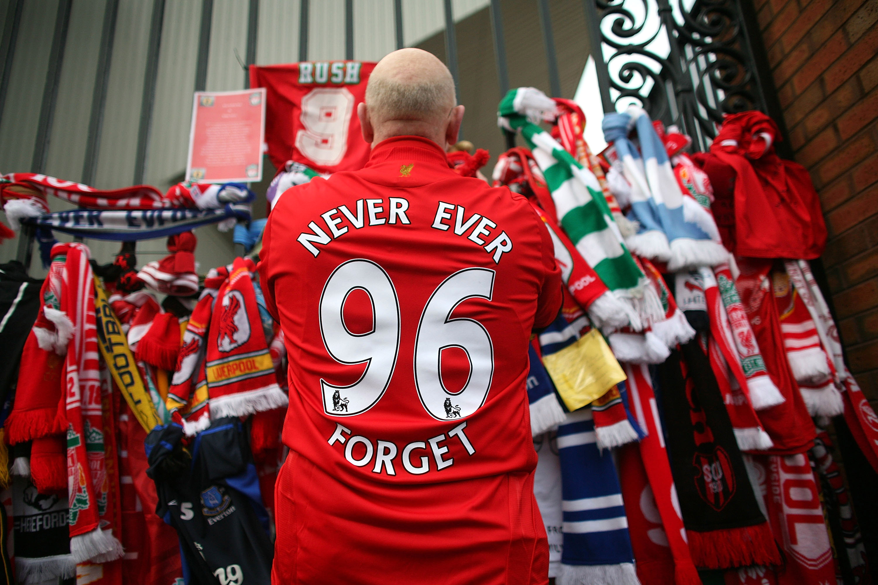 GettyImages 85987120 South Yorkshire Police Chief Suspended Over Hillsborough Response
