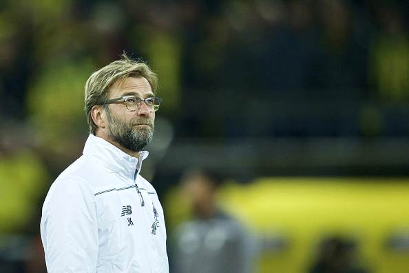 Klopps Return To Dortmund Ends Level, But Twitter Had Fun Klopp Getty VI images