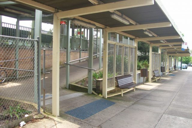 Macquarie fields railway station ramp entrance 640x426 This Station Haunted By Ghost Of Teen Girl In Bloody Clothes Is Massive NOPE