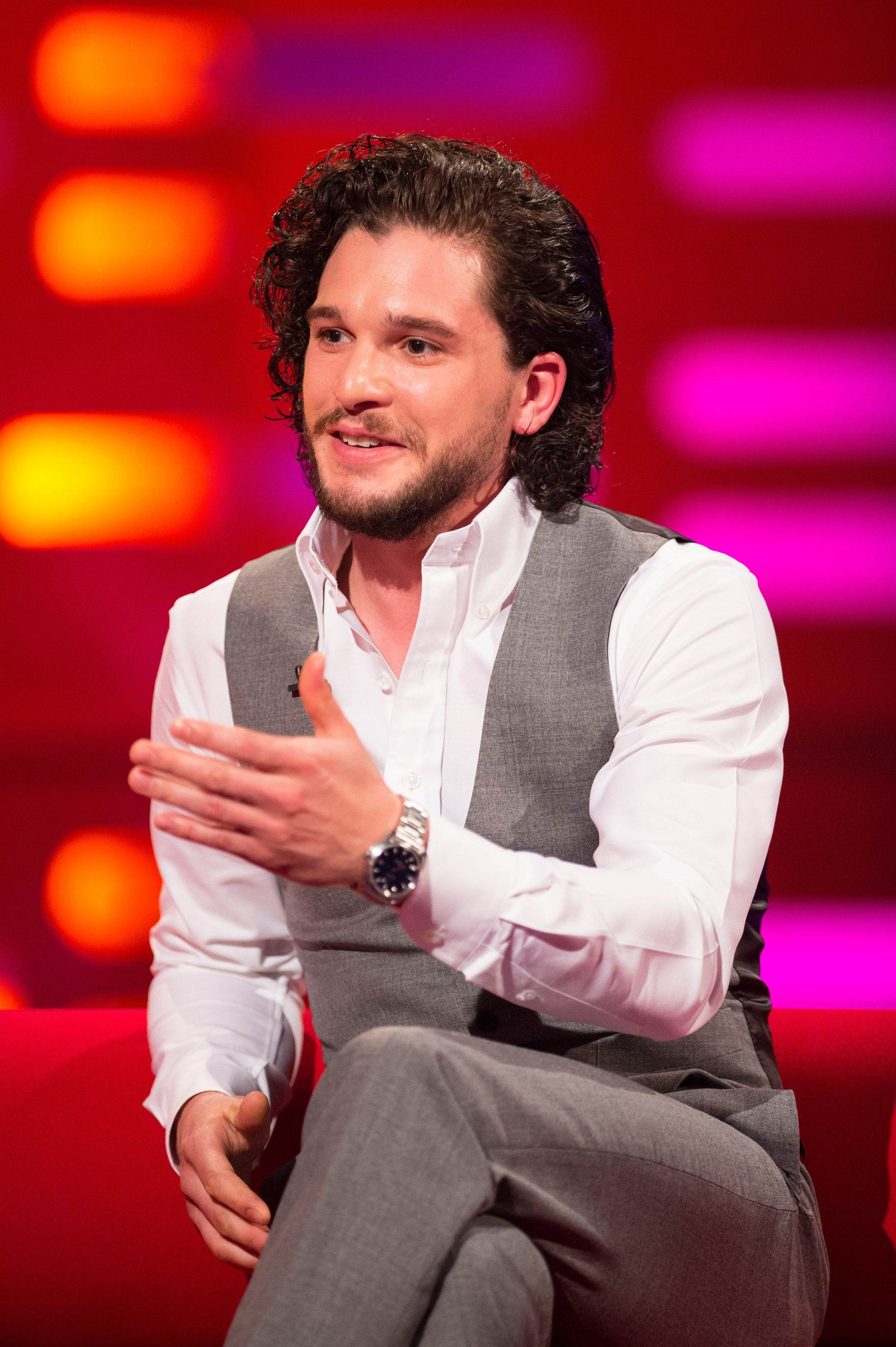 Kit Harington Opens Up About Jon Snows Fate In Interview PA 22879103