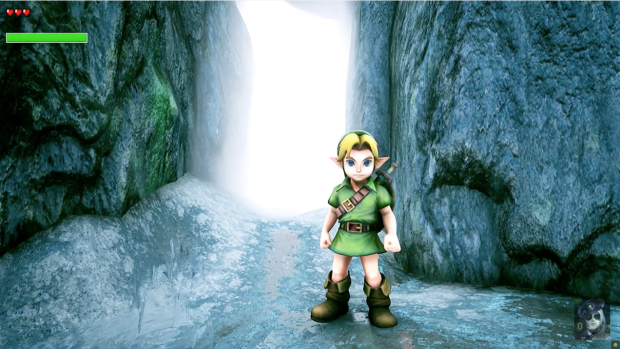 Screen Shot 2016 04 05 at 12.29.15 620x349 Ocarina Of Time Looks Better Than Ever In Unreal Engine