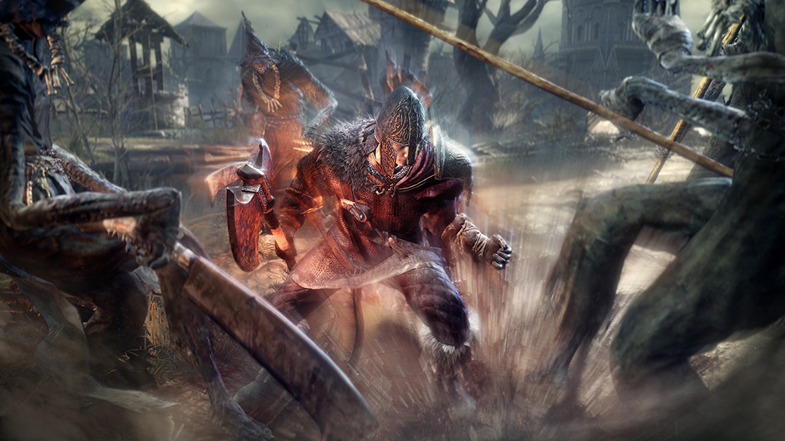 Screen2 1459526564 Dark Souls 3 Is An Enveloping End To A Much Loved Series