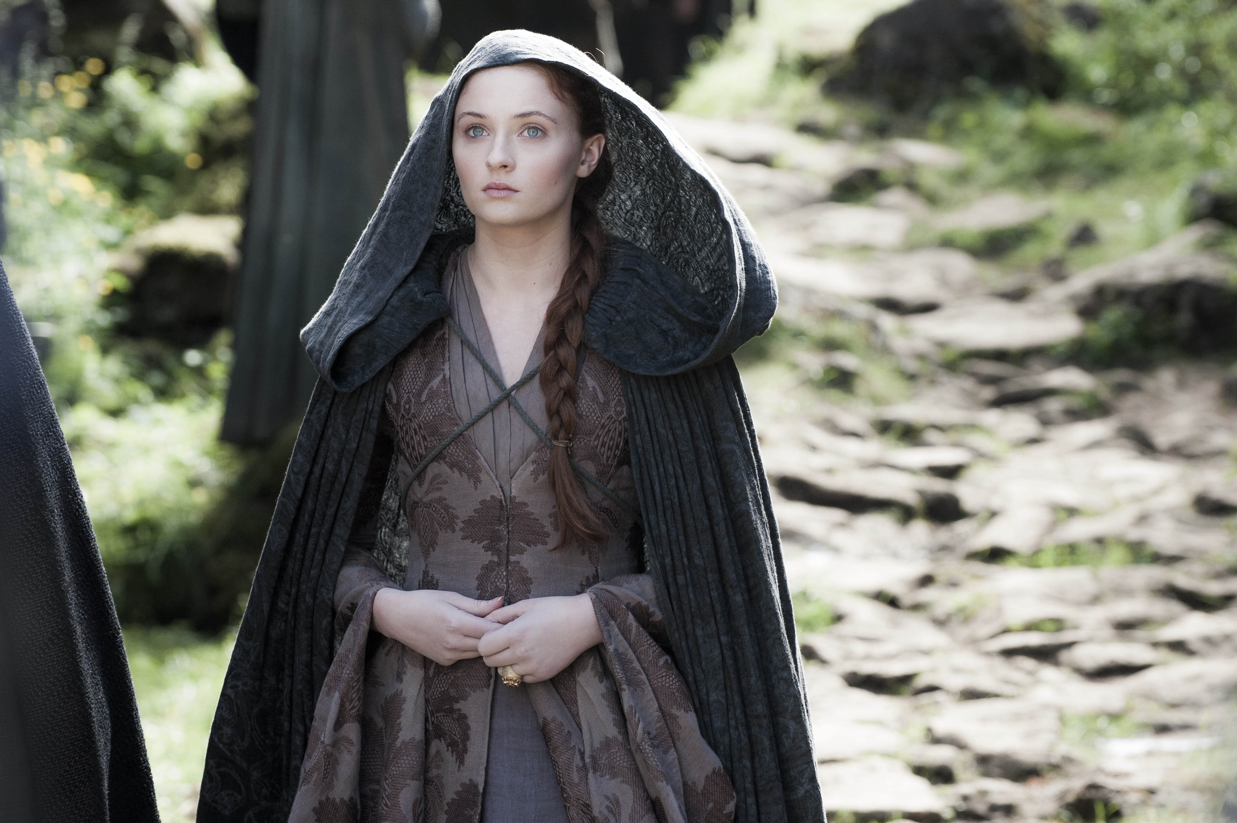Season 4 Episode 5 First of His Name game of thrones 37070107 4256 2832 Sansa Stark Is P*ssed Off At How You Pronounce Her Name