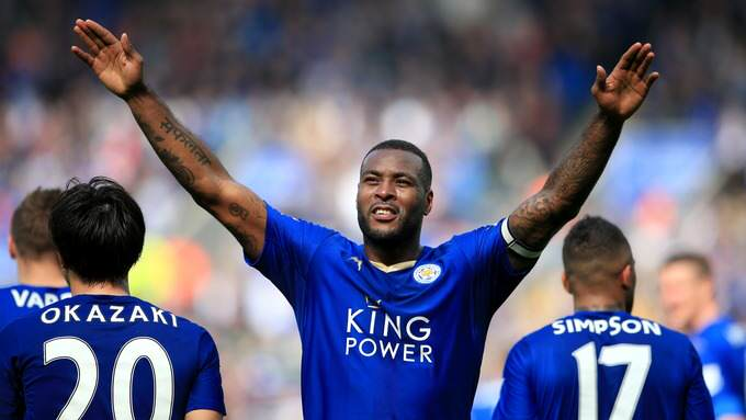 Wes Morgan ITV Five Things The Premier League Taught Us This Weekend