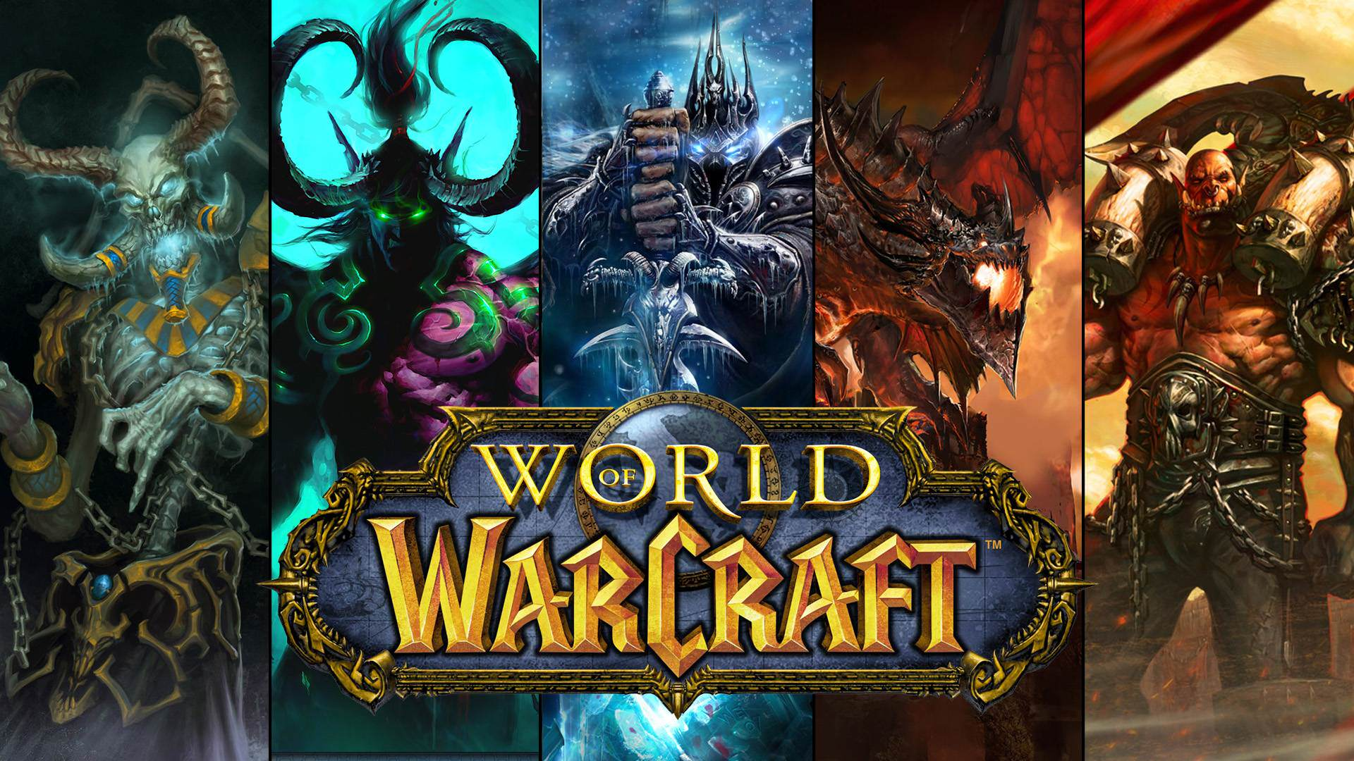 WoW Boss Compilation Wallpaper Fans Furious As Blizzard Shut Down Popular Vanilla WoW Server