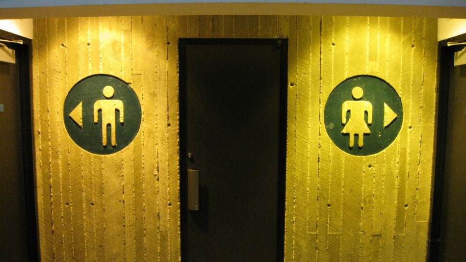 bathroom doors Major Porn Site Weighs In On North Carolinas Anti LGBT Law