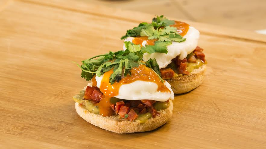 benedict1 Heres How To Make The Mexican Eggs Benedict