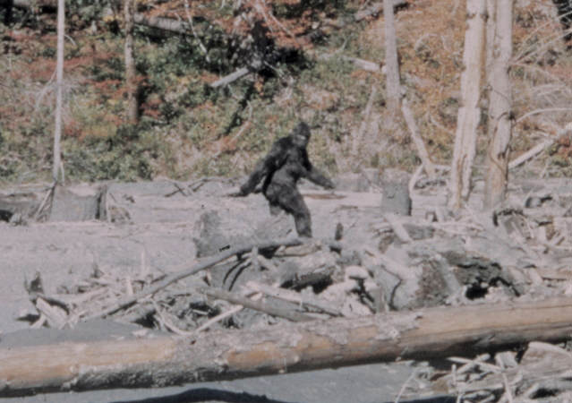 bigfoot film fe 5 Bonkers Conspiracy Theories That Millions Of People Actually Believe