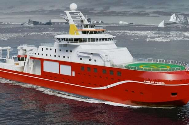 BREAKING: Boaty McBoatface Wins Poll To Name £200m Ship boat1