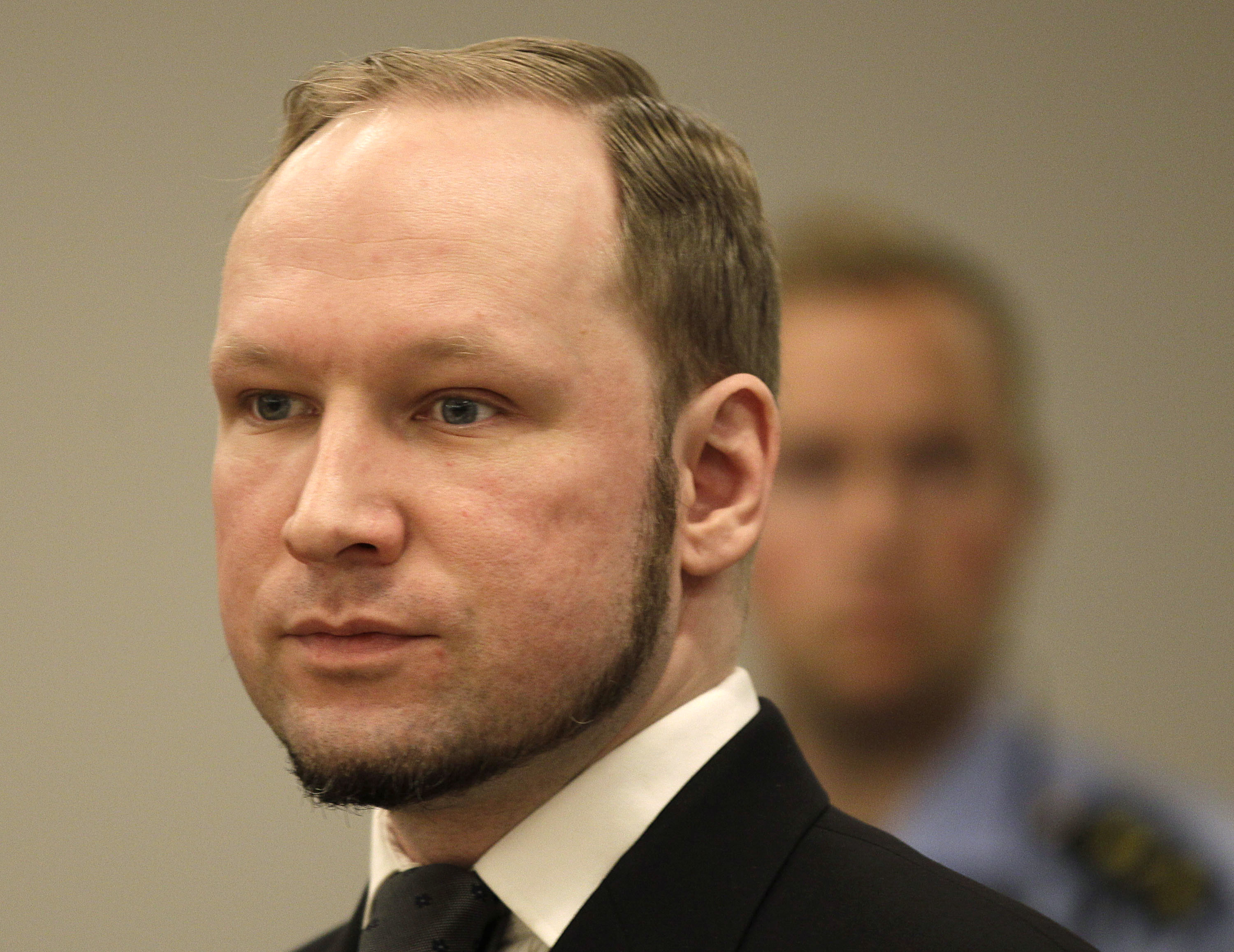 breivik3 Court Has Ruled Whether Anders Breivik Had Human Rights Violated