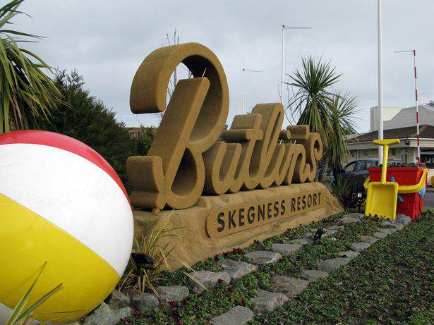 butlin3 People Arent Happy About Butlins Racist Wrestling Extravaganza