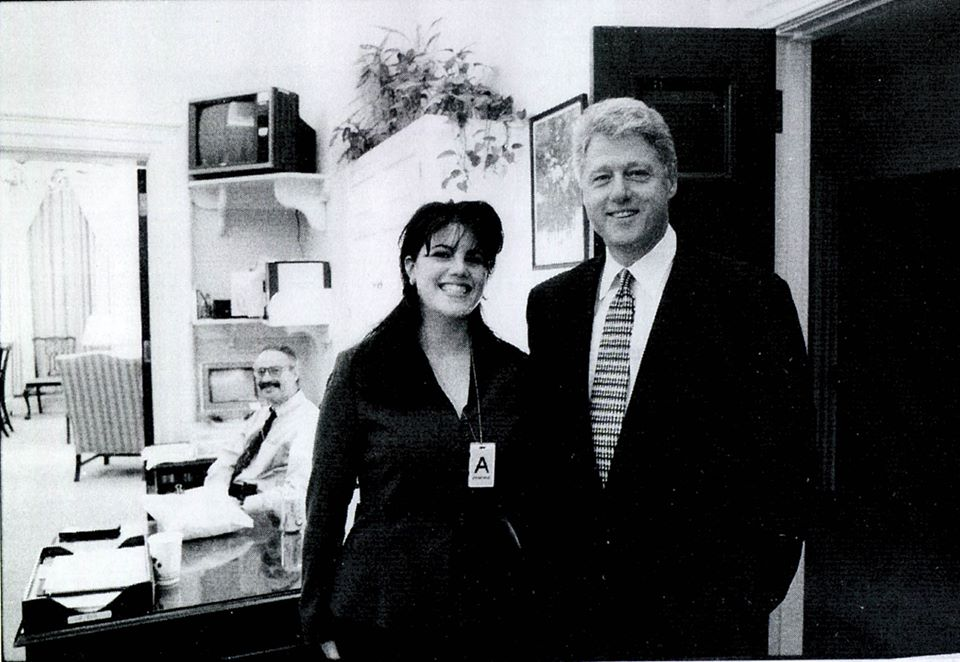 clinton44 Monica Lewinsky Speaks Out About Clinton Sex Scandal And The Trauma It Caused