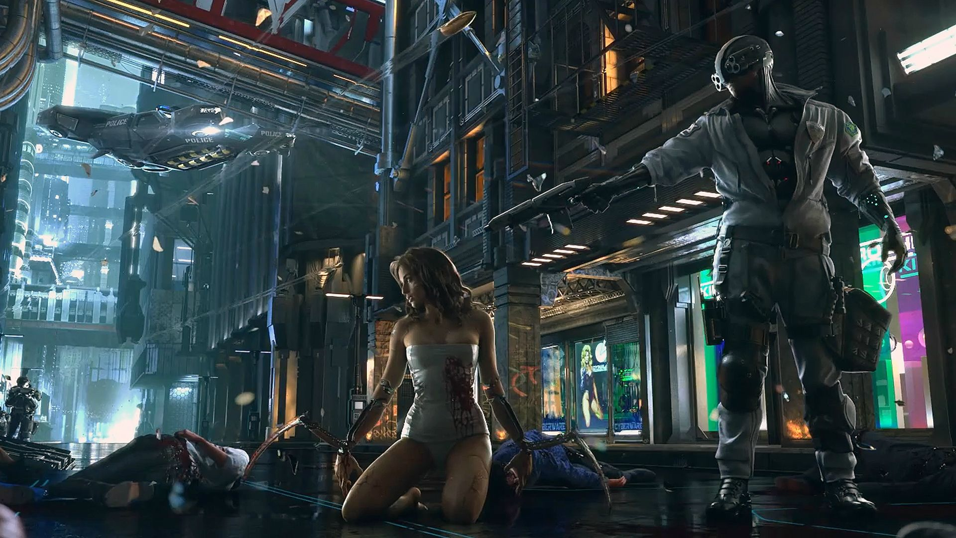 cyberpunk Cyberpunk 2077 Could Blow Witcher 3 Out Of The Water, Dev Says