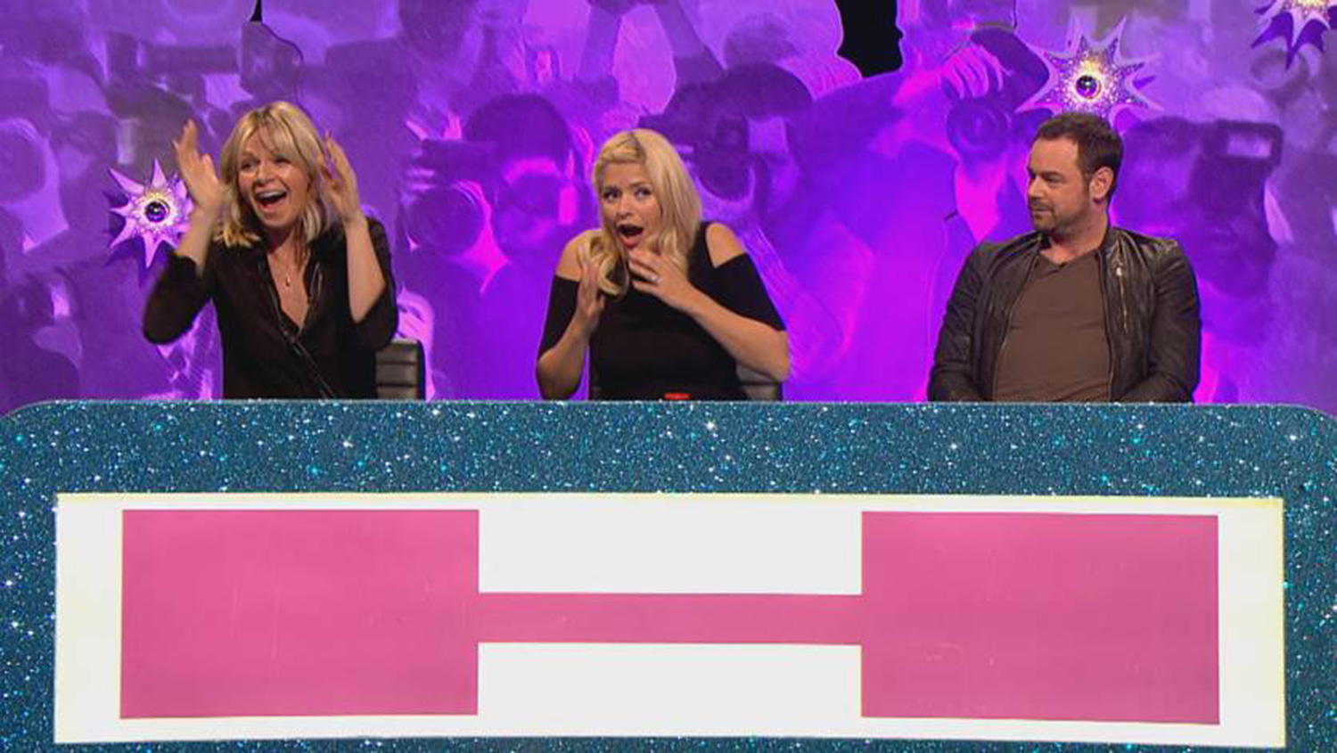 danny dyer Danny Dyer Just Made A Ballsy Move In Front Of Holly Willoughby On TV