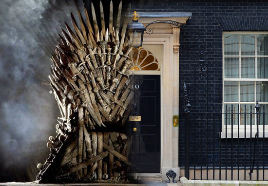 downing street throne Meet The Politicians Whose Careers Mirror Game Of Thrones Characters
