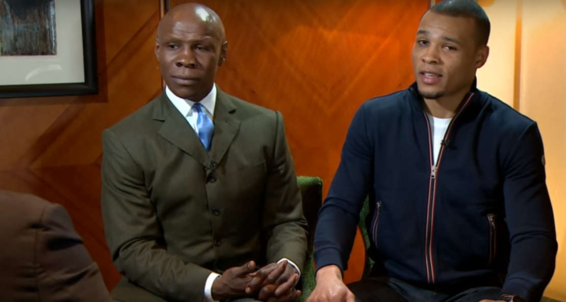 eubank Chris Eubank Jr. Hits Out At Channel 4 Interviewers Unfair Questions
