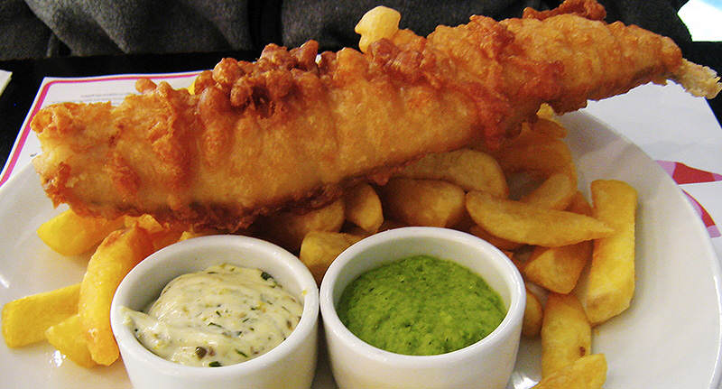 fish Americans Reveal The British And European Foods They Hate The Most