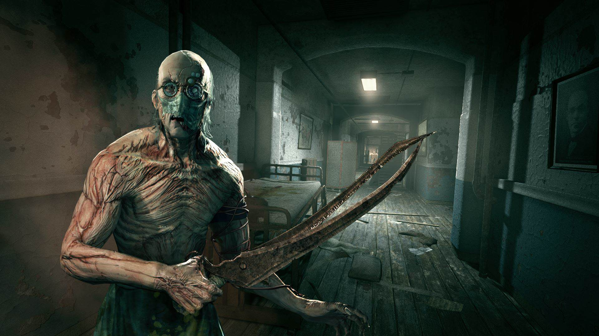 image 1 New Outlast 2 Trailer Releases, Is Spectacularly Unnerving