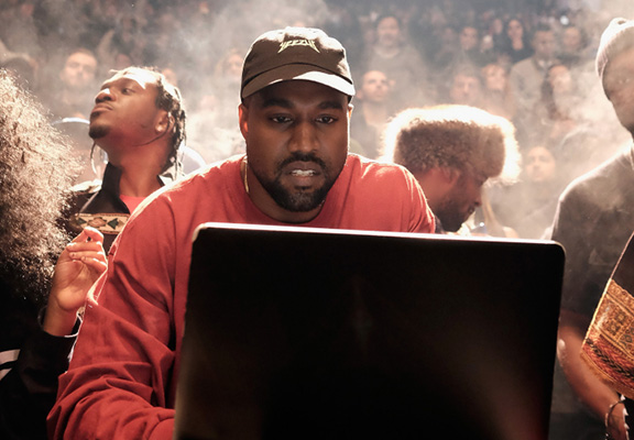 kanye web thumb Kanye West Watches Porn Without Sound Because He Likes The Storylines