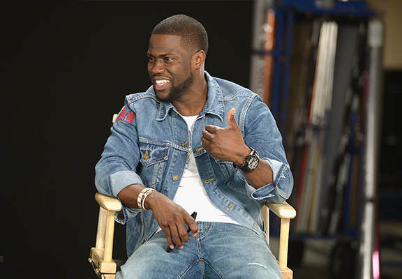 kevin hart web thumb Kevin Hart Brilliantly Trolls Fan Who Thought He Was Chris Rock