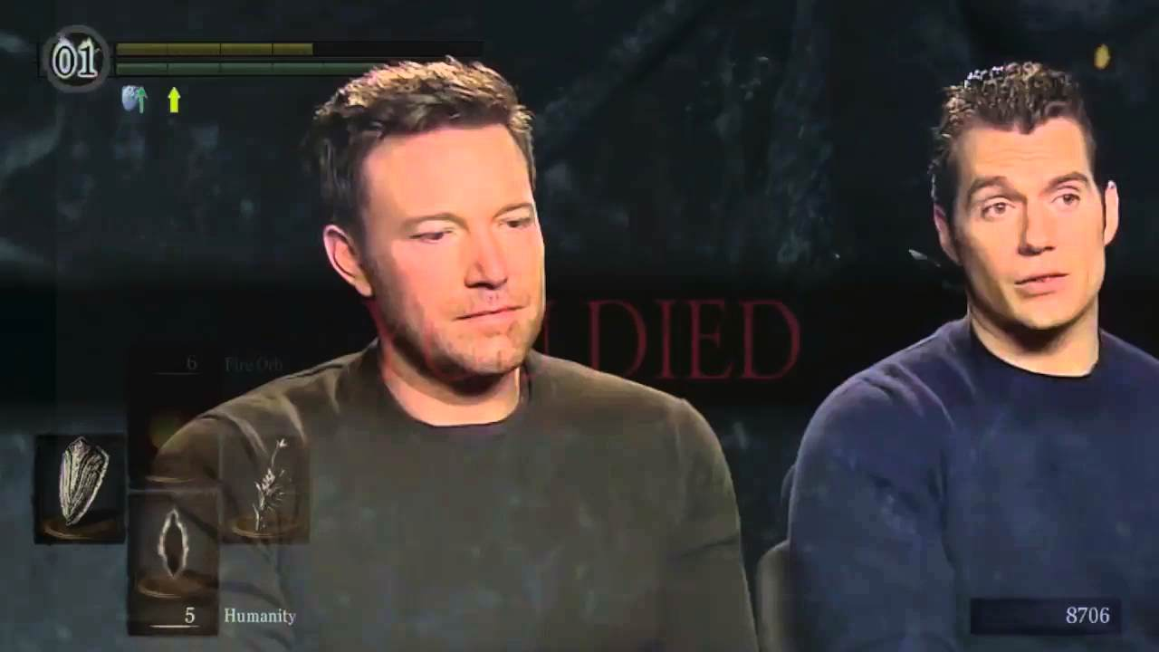 maxresdefault 1 4 Dark Souls 3 Promotes Upcoming Release With Sad Ben Affleck