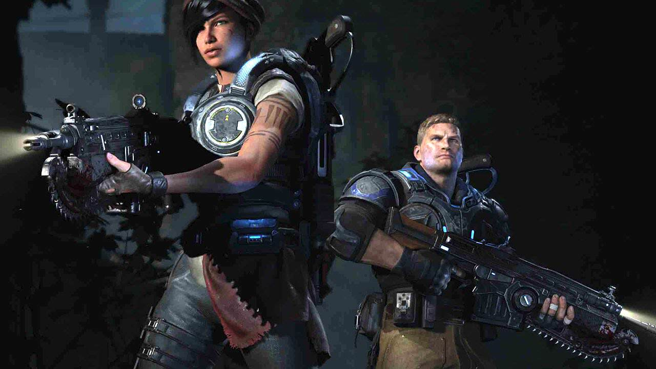maxresdefault 18 Gears of War 4 Gets Gorgeous New Story Trailer