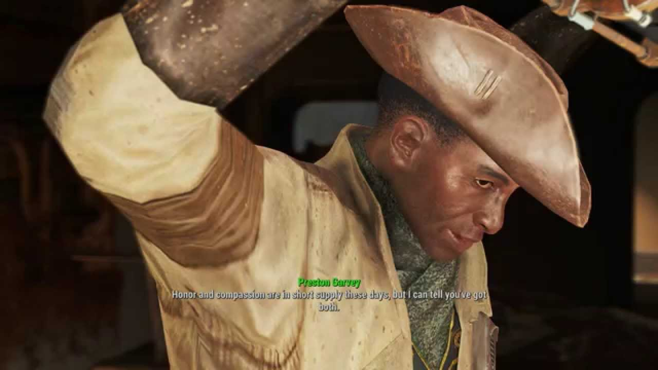 maxresdefault 36 Fallout 4 Prank Call Shows Preston Garvey Always Needs Our Help