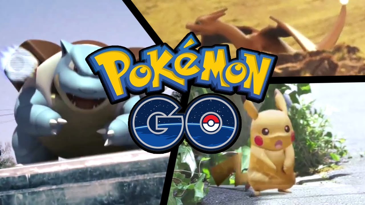 maxresdefault 37 New Pokemon GO Footage Offers Best Look At The Game Yet