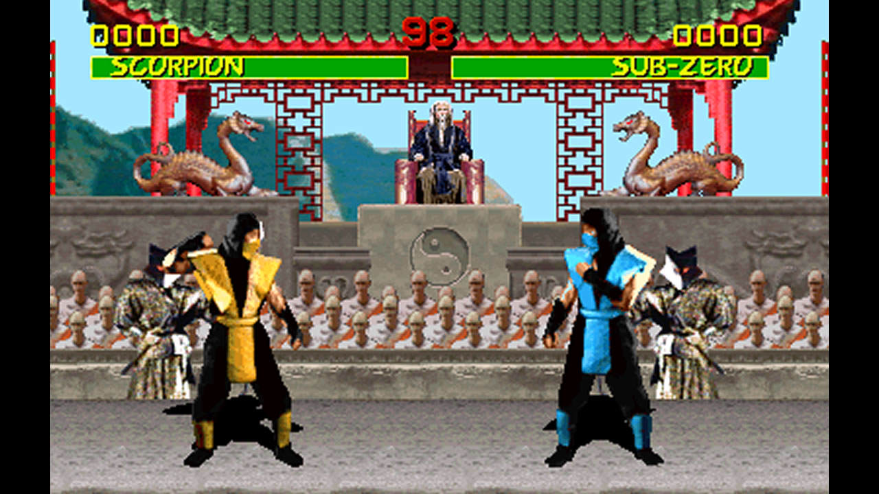 Every Mortal Kombat Fatality Ever, Supercut Into One Gruesome Video mortal kombat image