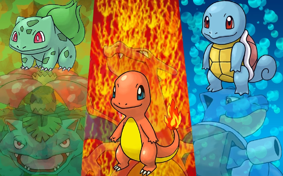 original 1 Settling An Ancient Argument: The Best First Gen Starter Pokemon