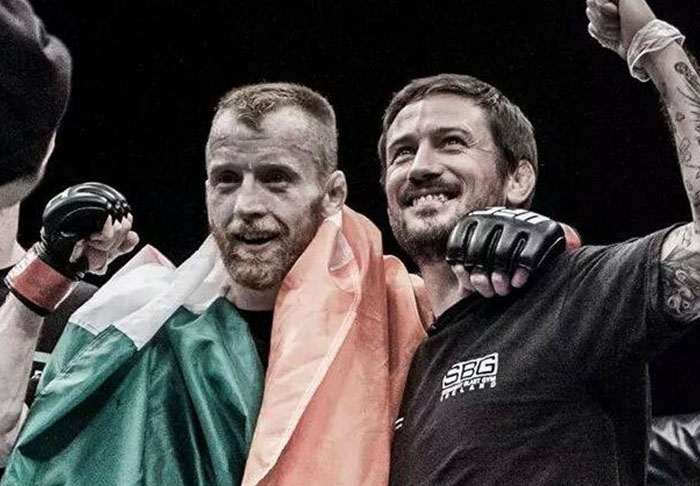 paddy Conor McGregor Team mate Paddy Holohan Forced To Actually Retire Young