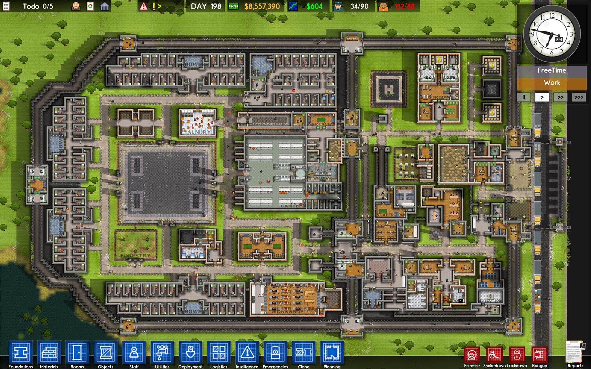 prison architect 1 BAFTA Game Awards 2016   See The Winners Here