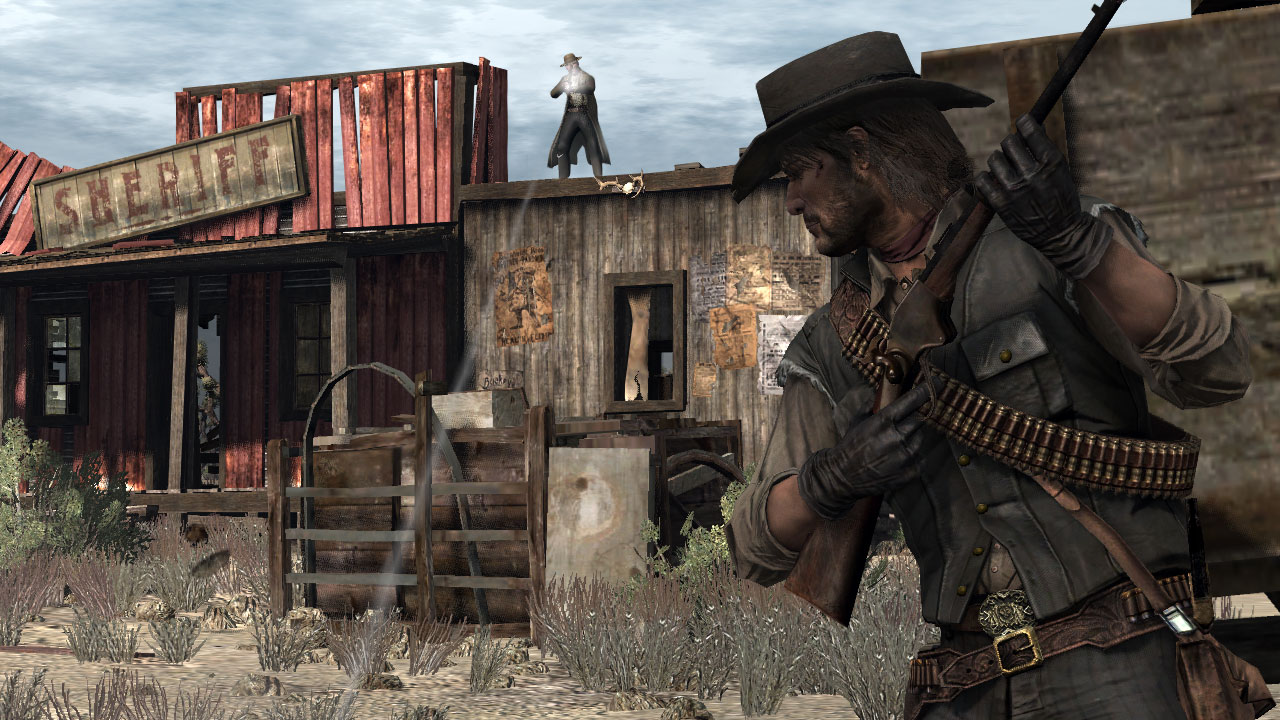 red dead redemption list 01 Red Dead Redemption 2 Reportedly Happening, Map Leaked Online
