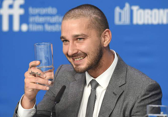 Shia LaBeouf Left This Voicemail For Lookalike Who Got Punched